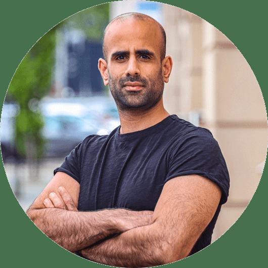 Ravi Davda Rockstar Marketing CEO